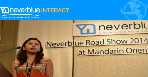 Neverblue Interact Singapore 2014